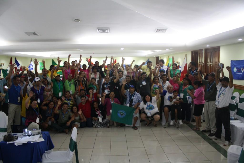 asamblea centroamericana
